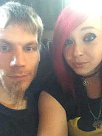 Amanda Leasure and Luther Trego